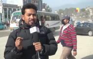 राजधानीमा सडक को बेहाल   Report