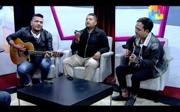 DEXTEROUS BAND IN CONVERSATION WITH JYOVAN BHUJU | THE EVENING SHOW AT SIX
