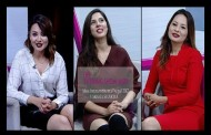 MISS INTERCONTINENTAL 2017 VARSHA SHARMA AND MALVIKA SUBBA | THE EVENING SHOW AT SIX