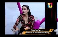 SABITA KARKI | SHARING HER MODELLING PASSION | THE EVENING SHOW AT SIX