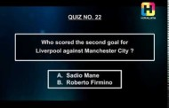 Second goal for liverpool against Mancity | Mane or Firmino | NOTGF