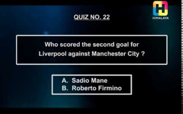 Second goal for liverpool against Mancity   Mane or Firmino   NOTGF