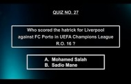 Hattick for liverpool against FC porto | Salah or Mane | NOTGF