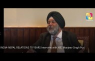 INDIA NEPAL RELATIONS 70 YEARS | Interview | H.E. Manjeev Singh Puri | Ambassador of India to Nepal
